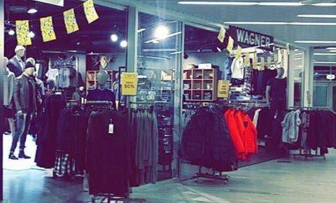USIKKERT: Det er nå usikkert hva som skjer med butikkene etter at Moods-gründeren har kjøpt opp boet etter konkursen i Wagner og Brandstad.