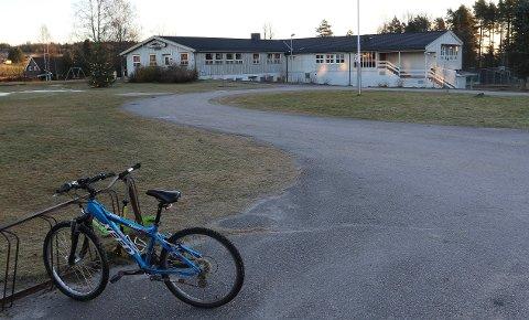 TO ÅR TIL: Nordhagen skole skal videreføres i to skoleår til.