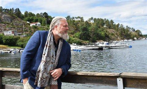 Rein Alexander engasjerte seg for å hindre privatisering av Randineborg-eiendommen. -Folk syns det er bra at jeg skrev fra hjertet.