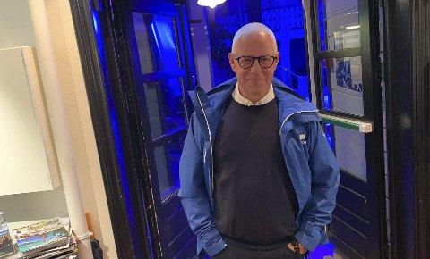 SVEKKET: – Det blir ikke veldig festlig med 29 mot 20 i bystyret, sier Petter Ellefsen. Høyre og opposisjonen skal ha samling i bånn og lage plan for hva de kan gjøre mot overmakta.