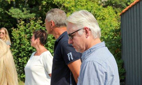 SIER FRA: Gonsholt opplever skyggesiden av Solbakken.
