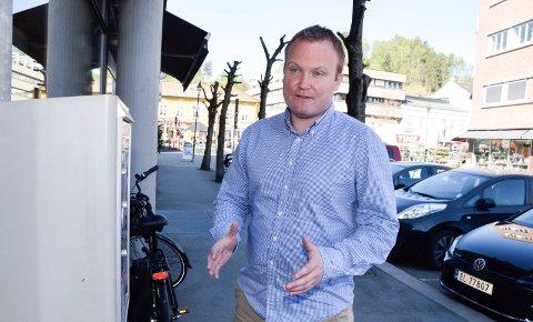 Hans-Petter Aasen tror arrest-saken har virket inn på valget i Ringerike.