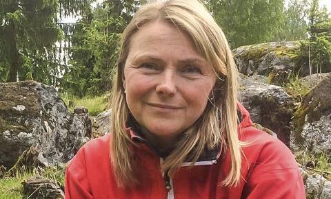 EKSTREMT: Rådgiver ved landbrukskontoret for Hadeland, Kjersti Andresen, sier det er snakk om å gi seg med sau hos enkelte etter de flere hundre tilfellene av drept sau på årets sommerbeite.