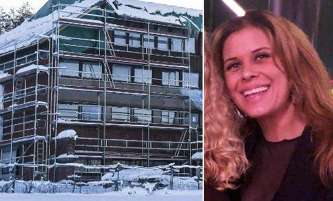 NY SJEF: Lise Marie Høglund er ny leder av Befa AS, og skal dermed lede ferdigstillelsen av byggeprosjektet på Sokna.
