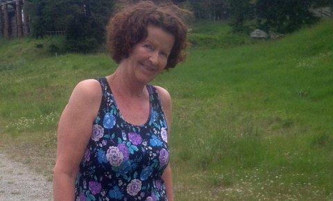 Politiets hovedteori er at Anne-Elisabeth Hagen er bortført mot sin vilje fra sitt eget hjem. Foto: Privat