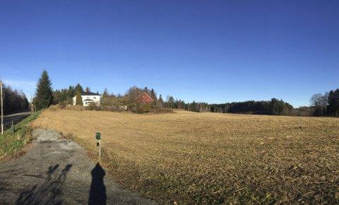 KRANGLER: Eierne og Lillestrøm kommune er uenige om fremtiden til denne eiendommen. Mens kommunen har pålagt salg, har eierne motsatt seg dette. Bildet er tatt i forbindelse med tidligere omtalte av eiendommen i 2017.