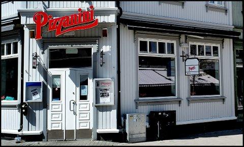 NYRENOVERT: Pizzanini gjenåpnet i desember 2017 etter å ha vært stengt i halvannet år. Nå har også spisestedet stengt dørene i påvente av at det kommer en franchisetaker på plass.