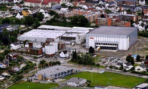INGEN ØKNING: Fylkesmannen i Oslo og Viken  tillater ikke Hansa Borg å øke produksjonen ved bryggerianlegget i Sarpsborg.
