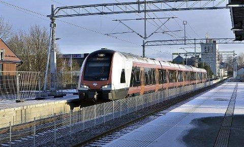 På skinner: Blir forholdene på Østre linje bedre når jernbanen i Norge er privatisert? arkivfoto