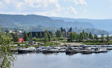 KLARSIGNAL: Nå kan Nesøya Marina AS utvide båthavna  med 50 plasser.