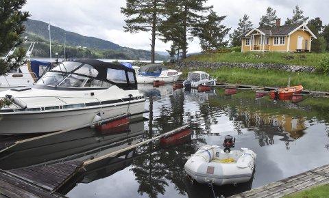 Hjuksebø brygge: Notodden nykommer i den marine floraen er Hjuksebø Brygge. Innlemmelsen skjer fra nyttår 2019–2020.