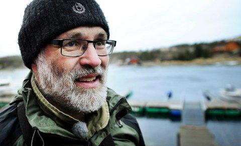 Øystein Folden, leiar i Naturvernforbundet i Møre og Romsdal.