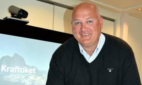 Ny kost: Espen Tollefsen vil som daglig leder for det nye strømsalgsselskapet som Valdres Energi og Ringerikes-Kraft står sammen om, ha både Hønefoss og Fagernes som arbeidssted framover.