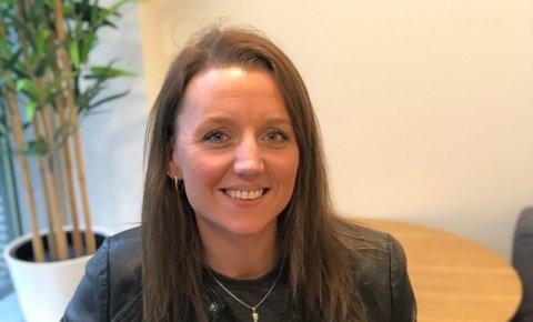 TRANSPORTLEDER:Guro Mjønerud er teamleder for Gnistens miljøpatrulje.