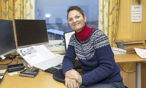 Nytt: Siri Holmeide Vangen ser fram til å motta søknader elektronisk, og håper mange vil benytte det nye systemet.