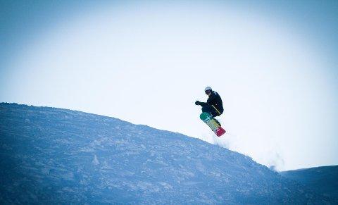 Slik vil dei ha det: Slik kan forholda vere på sitt beste i Stordalen. Skisenteret hadde planar om å opne sesongen førstkommande helg, men har valt å utsette opninga til helga 14. og 15. januar.