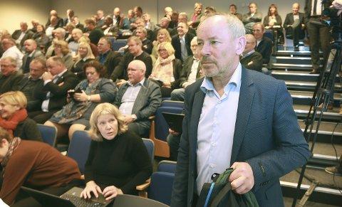 Ordfører i Saltdal, Rune Berg, ønsker ikke å kommentere det omstridte kassekredittopptaket før saken er behandlet i kontrollutvalget.