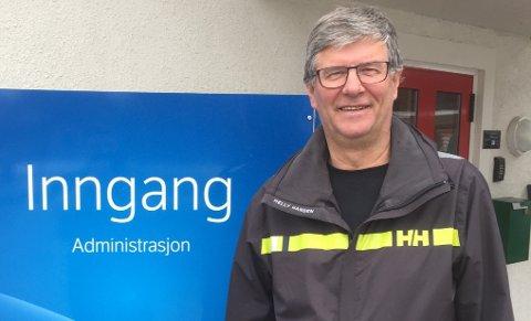 Kort karriere: Ole Martin Pettersen var adm.dir. i Indre Salten Energi fra 20. juni i 2017. 13. februar året etter ble han avskjediget. ARKIVFOTO