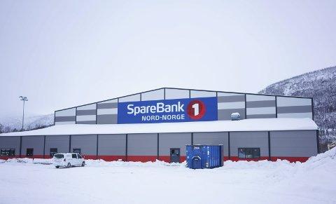 Sparebank1 arena på Rognan holder stengt de neste dagene grunnet smitteutbruddet i kommunen.