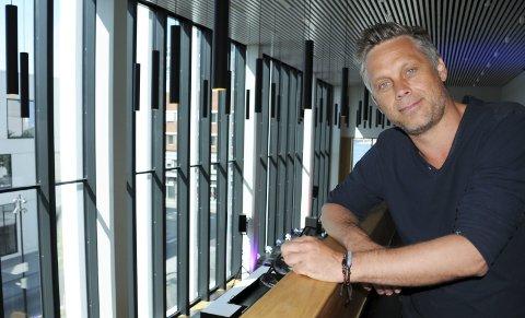 Festivalprofil Bjarte Eike har spilt fiolin siden han var fire år.