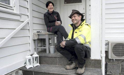 Rett utenfor Odda ligger hjemmet til Leif Einar «Lothepus» Lothe og samboeren Randi Sørum. Folk kommer rett som det er for å kikke på huset, ta en selfie med hovedpersonen selv, eller bare slå av en prat.