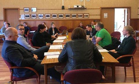 Valgstyret i Nordkapp samlet seg 6. september for å gå gjennom bekymringsmeldingen fra Fylkesvalgstyret.