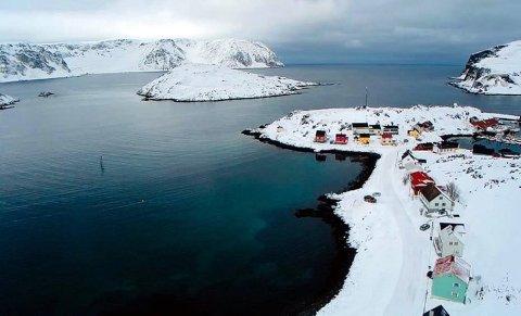 Hvis alt går etterplanen, håper man på å være i gang med riggingen i Kamøyvær før jul.