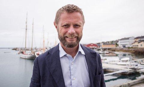 Bent Høie, helse- og omsorgsminister