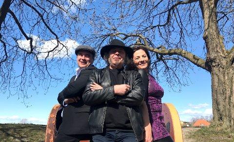 Konsertarrangør Jimmy Olsen er glad for å få med Odd René Andersen og Marianne Antonsen på Jubileumskonserten.