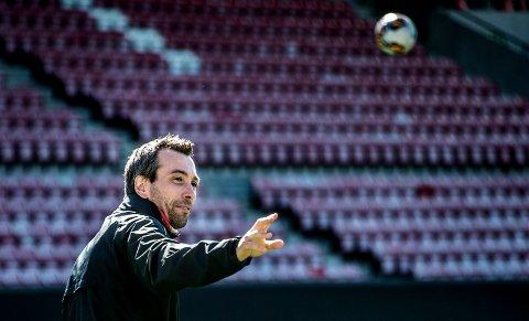 FFK-trener Andrea Loberto.
