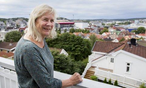 Kvinneblikk: Elisabeth Lønnå etterlyser fortsatt økt bevissthet om kvinners betydning i Fredrikstad. FOTO: CHRISTINE HEIM