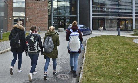 Pr. i dag er det 230 ledige plasser på 21 studier ved Nord universitet. Arkivfoto.