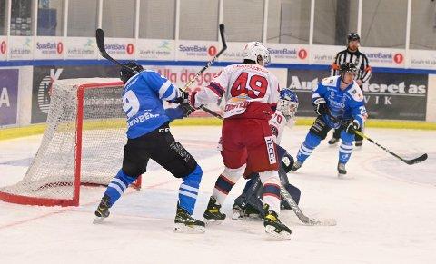 arctic eagles narvik ishockeyklubb nordkraft arena vålerenga 020121