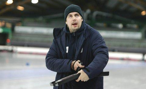 LANDSLAGSTRENER: - Jeg er stolt og ydmyk for den jobben jeg nå har fått, sier nordodølingen Jonas Bekken.