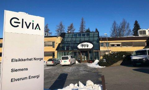VIL FLYTTE: Elvia ønsker å flytte arbeidsplasser fra Elverum og flere andre kommuner til Hamar.