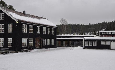 Høyre vil diskutere framtida til både Fagernes og de andre skolene i nordre del av  Ringsaker.