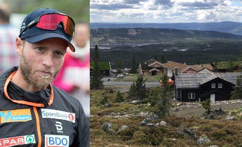 Martin Johnsrud Sundby fikk først godkjent planene for en ny hytte på Sjusjøen. Så valgte Ringsaker kommune å trekke tilbake godkjenningen og avslå søknaden.