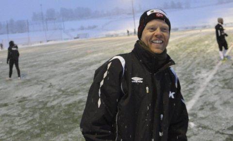 Cupnerver: Trener for Gran, Rune Kalleberg, tror på en jevn og spennende cupkamp mot Redalen.