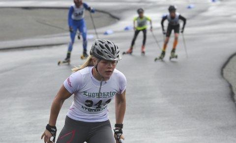 TILBAKE: Solveig Kjørven fra Svea skilag gleder seg over å konkurrere igjen etter at de to siste sesongene har blitt ødelagt av sykdom og skader.
