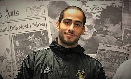 NY KLUBB: Durim Muqkurtaj fra Brandbu får Melløs stadion som ny hjemmebane.