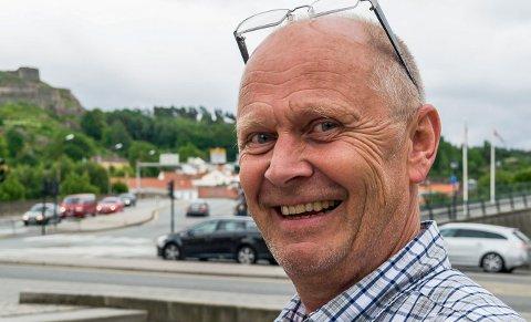 ENGASJERT: – Jan Henrik (bildet) vil det bli sagt mye om i tiden som kommer - og han vil være verdt hvert eneste gode ord, skriver Sverre Stang i denne nekrologen..