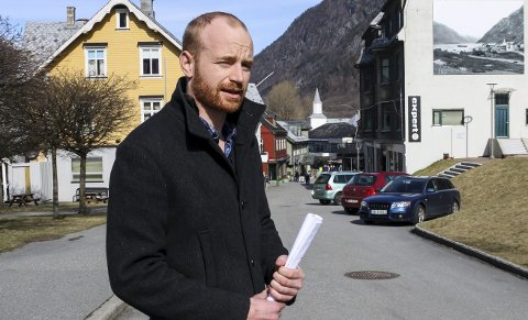 Plansjef: Kristian Bondhus-Jensen. Arkivfoto