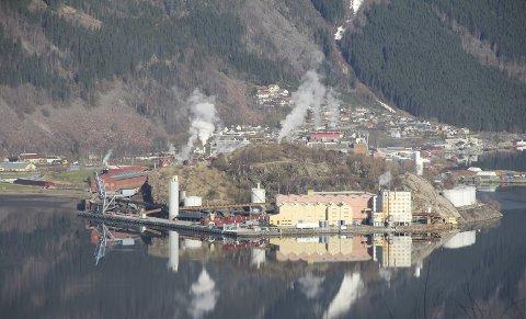 Aluminiumfluorid-produsenten Noralf, som held til ved sidan av Boliden på Eitrheim, har hatt vekst på 2429,42 prosent på tre år.