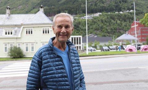 Har jakta heile livet: Roald Lauritsen har jakta sidan 1958. No er han klar for årets jaktsesong som startar 20. august. Foto: Eirin Tjoflot