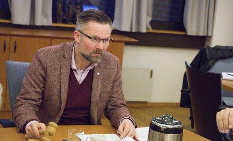LEVERTE ANMELDELSE: Ordfører Jarle Nilsen nølte ikke da han ble gjort oppmerksom på Facebook-innlegget.