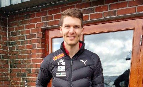 REISEKLAR: Tom Erling Kårbø reiser til Spania mandag for å trener i høyden sammen med Team Ingebrigtsen.