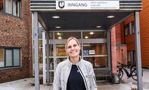 VAKSINASJON: Vaksinekoordinator i Vefsn, Hanne Maren Valåmo, sier at de fleste i Vefsn nå har fått invitasjon til vaksine.