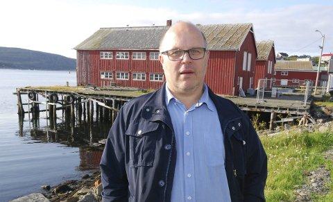 ENESTE MULIGHET: Ordfører i Gamvik, Trond Einar Olaussen sier han har blitt spurt om å delta i oppropet. Han mener et prosessvarsel er den eneste muligheten man har for å etterprøve vedtaket fra regjeringen.