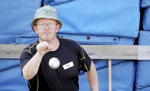 Går sommeren i møte: Etter å ha vunnet vintercupen: Bjørn Arne Nordhagen kan slå seg selv på skulderen. Foto: pål Nordby