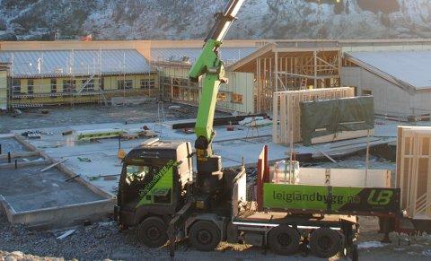 Leigland Bygg har vunne kontrakten om å bygga Kvinnherad Arena, med atterhald om at politikarane finn pengane som manglar. Leigland Bygg bygde også nye Rosendalstunet.